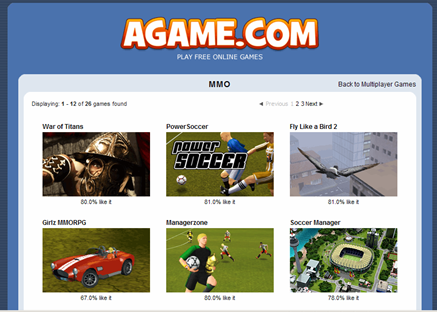 games online at agame